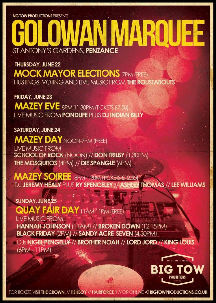 Mazey Day poster