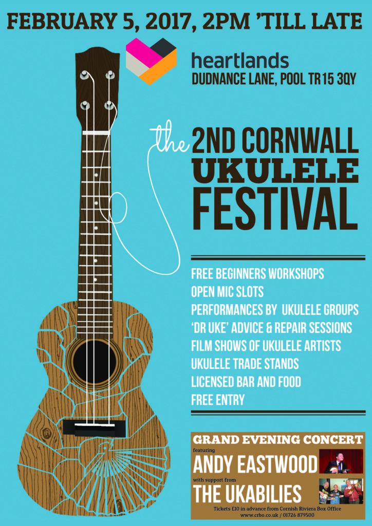 Cornwall Ukulele Festival