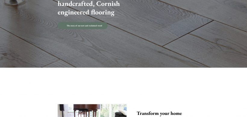 Website overhaul for Aspen and Ash