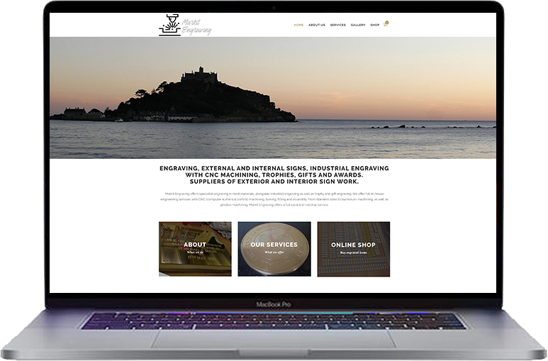 Master engravers Markit Engraving launch online service with new website
