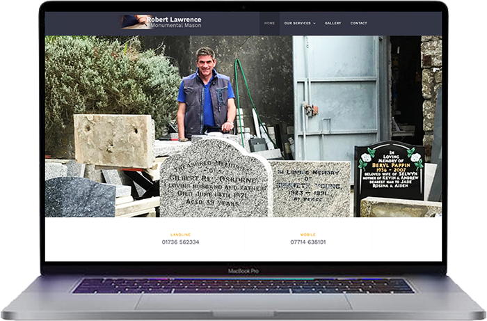 stonemason-website-design-cornwall