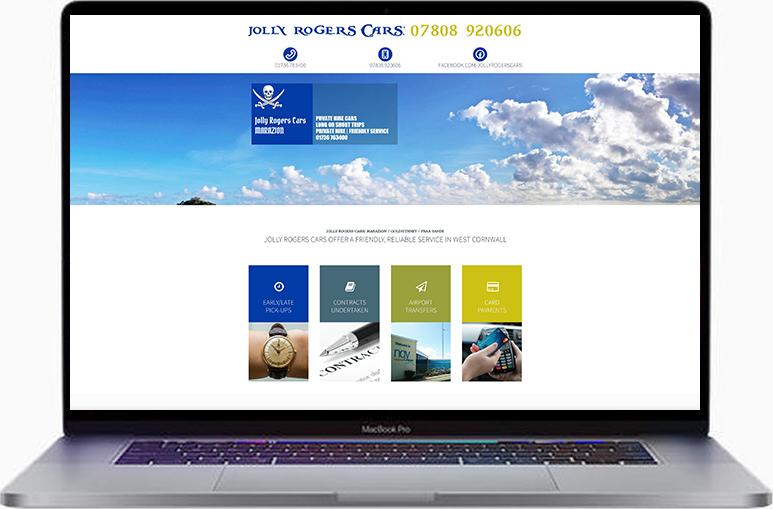 website design penzance