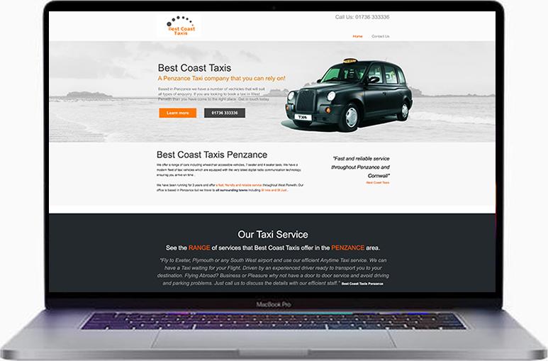 penzance website studio